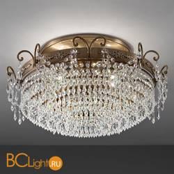 Потолочный светильник Masiero Glasse PL8 G01 Cut crystal