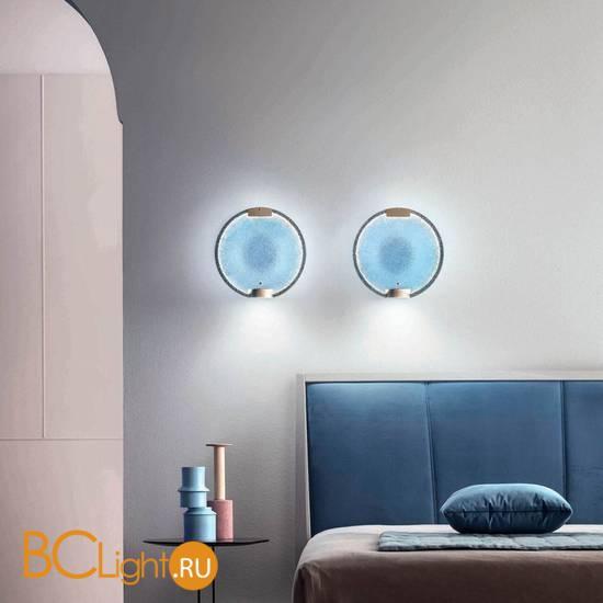 Настенный светильник Masiero HORO A G18 / AZ