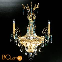 Бра Masiero Impero & Deco VE 802 A3 CUT CRYSTAL
