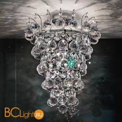 Потолочный светильник Masiero Impero & Deco VE 810 PL1 CUT CRYSTAL