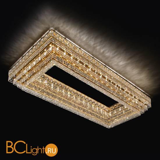 Потолочный светильник Masiero Impero & Deco VE 821 PL44 CUT CRYSTAL