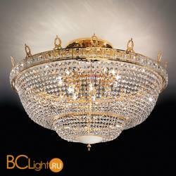 Потолочный светильник Masiero Impero & Deco VE 829 PL12 CUT CRYSTAL