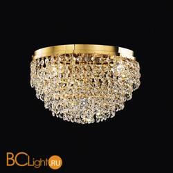 Потолочный светильник Masiero Impero & Deco VE 836 PL3 CUT CRYSTAL