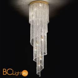 Потолочный светильник Masiero Impero & Deco VE 843 13 CUT CRYSTAL