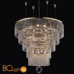 Подвесной светильник Masiero Impero & Deco VE 845 16+1 CUT CRYSTAL
