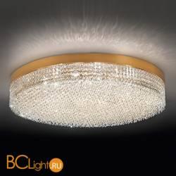 Потолочный светильник Masiero Impero & Deco VE 897 PL8 CUT CRYSTAL
