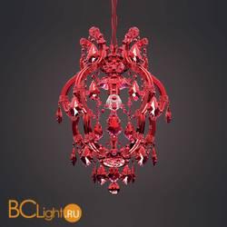 Подвесной светильник Masiero Maria Teresa VE 954/1 CG red