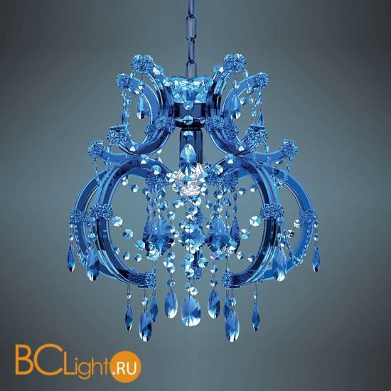Подвесной светильник Masiero Maria Teresa VE 956/1 CG blue