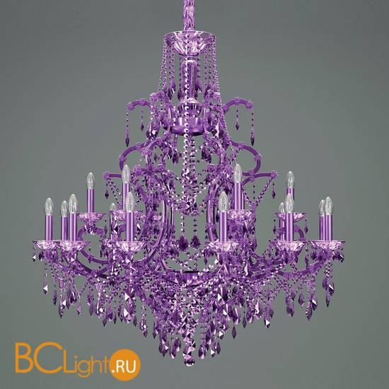 Люстра Masiero Maria Teresa VE 998/18 CG lilac