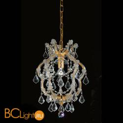 Подвесной светильник Masiero Ottocento VE 954 1 MT Cut crystal