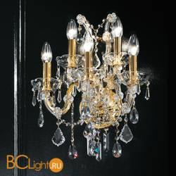 Бра Masiero Ottocento VE 940 A5 MT Cut crystal