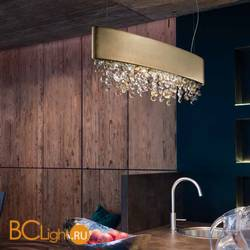 Подвесной светильник Masiero Ola S4 OV 50 G01 amber LED