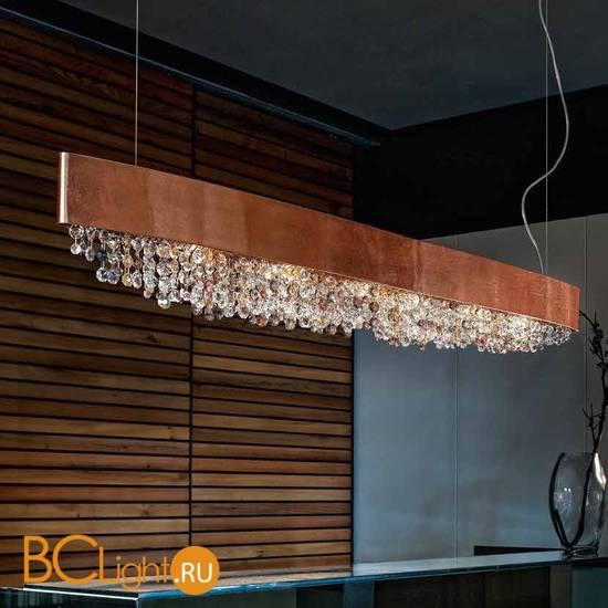 Подвесной светильник Masiero Ola S6 OV 160 F03 / Copper pendants