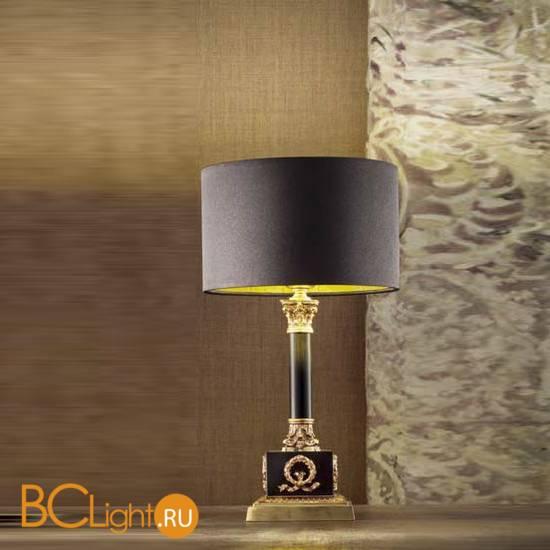 Настольная лампа Masiero Table lamps VE 1087/TL1 G20 SAT/BK