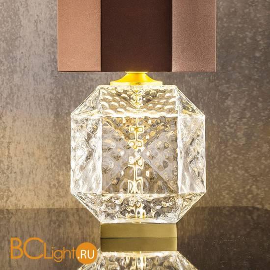 Настольная лампа Masiero Table lamps VE 1054 TL1 TRS