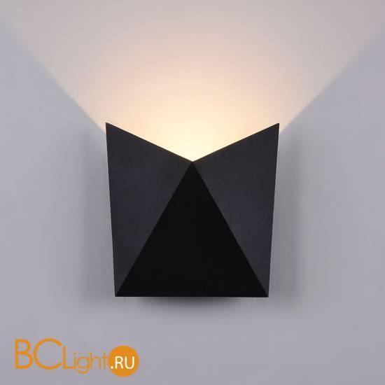 Уличный настенный светильник Maytoni Beekman O802WL-L7B