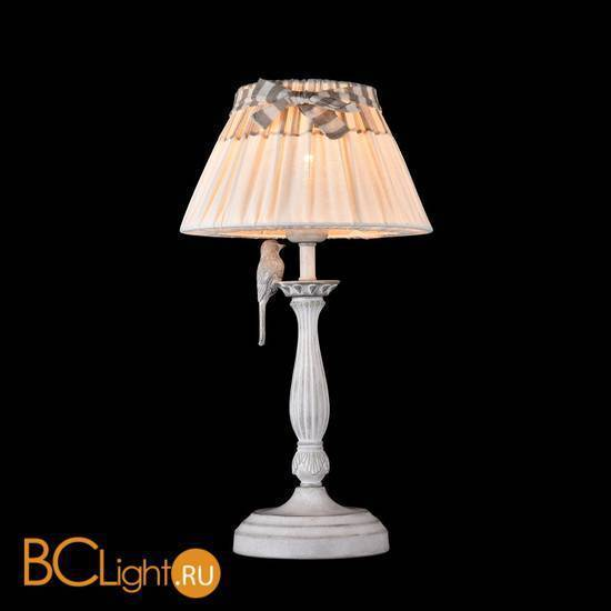 Настольная лампа Maytoni Bird ARM013-11-W