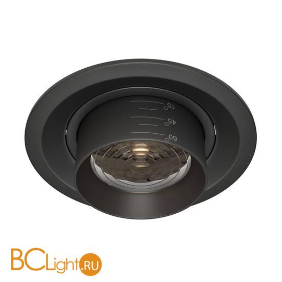 Встраиваемый светильник Maytoni Elem DL052-L12B4K