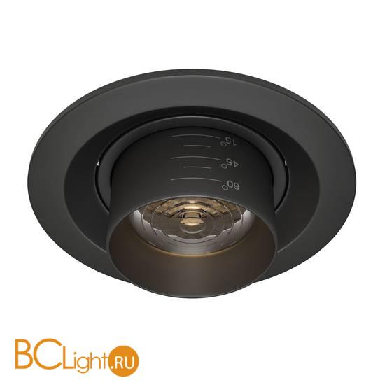 Встраиваемый светильник Maytoni Elem DL052-L7B3K