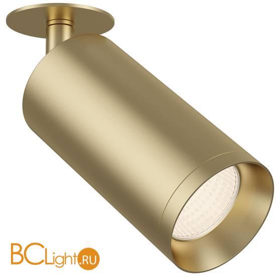 Встраиваемый светильник Maytoni Focus C018CL-01MG