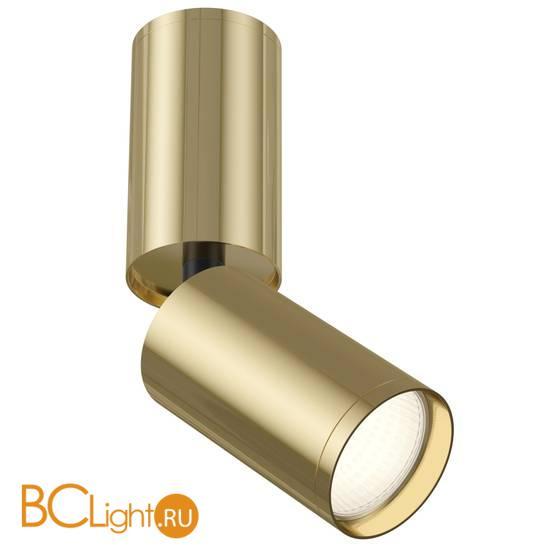 Потолочный светильник Maytoni Focus C051CL-01G