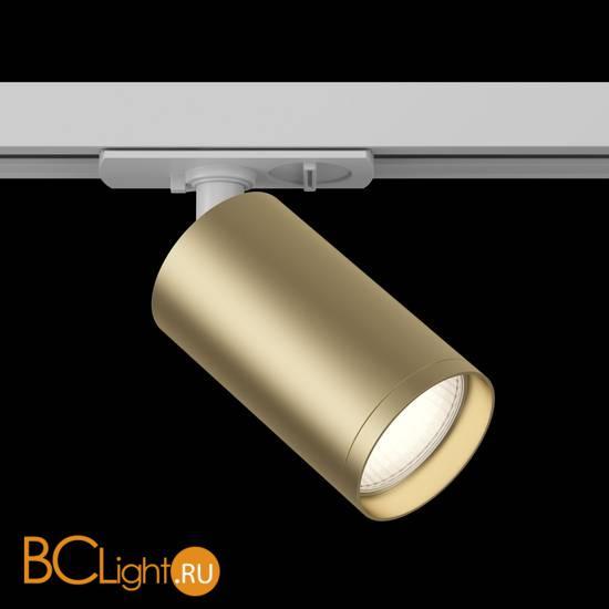 Светильник для однофазного шинопровода Maytoni Focus TR020-1-GU10-WMG