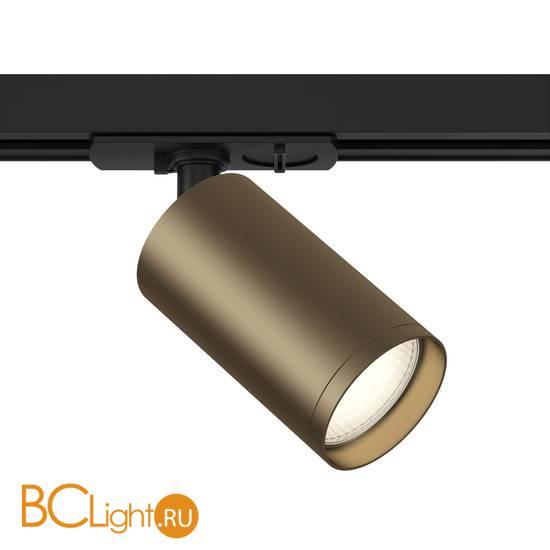 Светильник для однофазного шинопровода Maytoni Focus TR020-1-GU10-BBZ