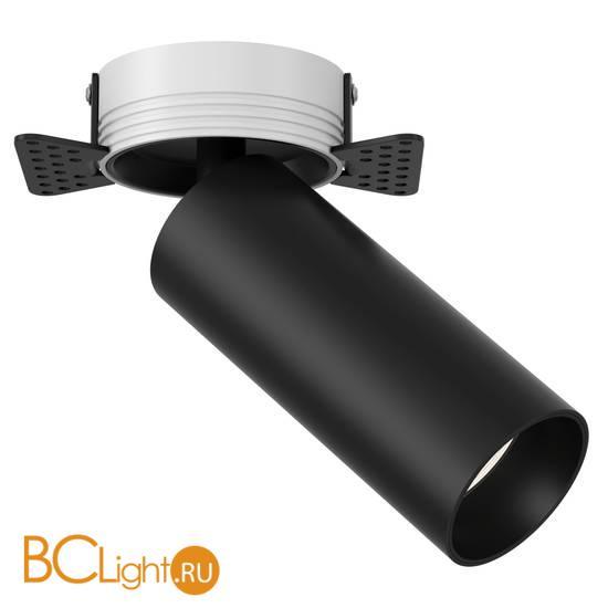 Встраиваемый светильник под шпатлевку Maytoni Focus LED C057CL-L12B4KW