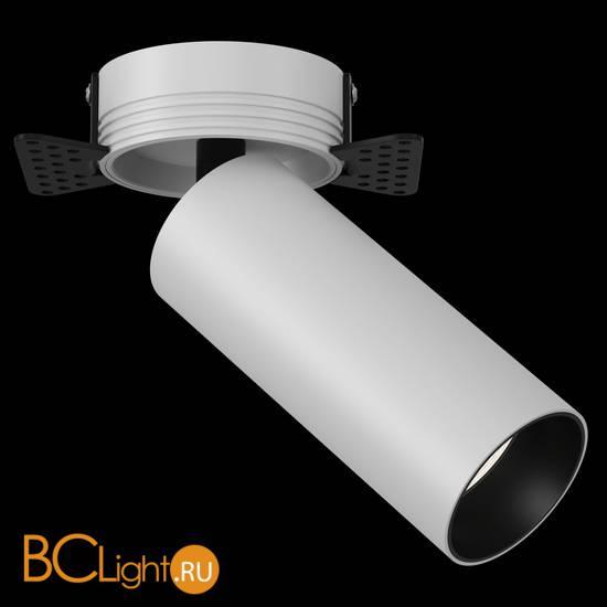 Встраиваемый светильник под шпатлевку Maytoni Foscus LED C057CL-L12W4KW