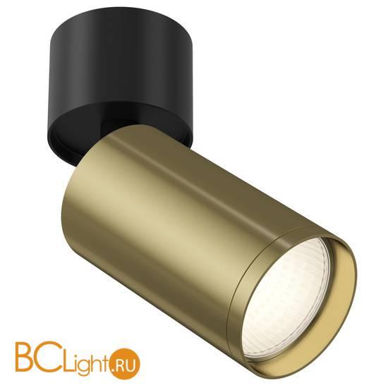 Потолочный точечный светильник Maytoni Foscus S C050CL-1BBS