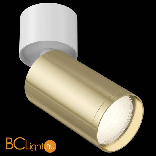 Потолочный точечный светильник Maytoni Foscus S C050CL-1WG