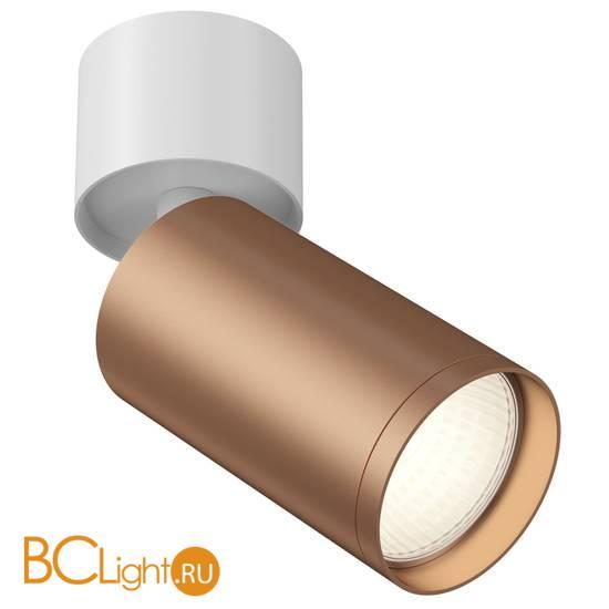 Потолочный точечный светильник Maytoni Foscus S C050CL-1WC