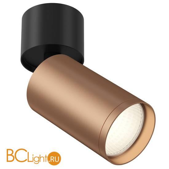 Потолочный точечный светильник Maytoni Foscus S C050CL-1BC