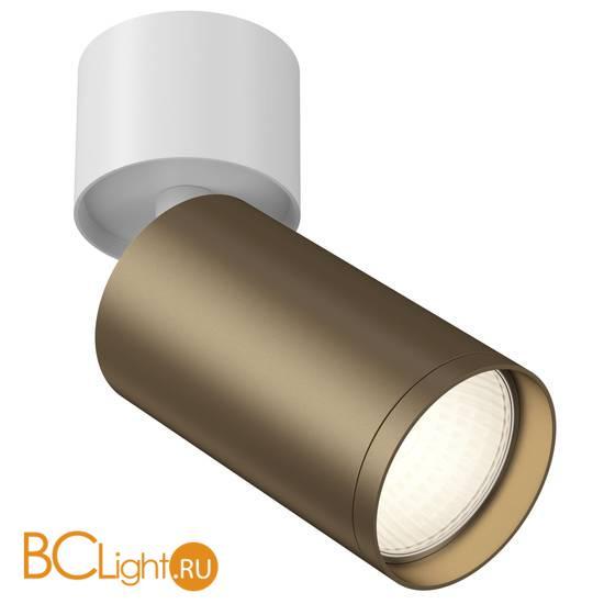 Потолочный точечный светильник Maytoni Foscus S C050CL-1WBZ