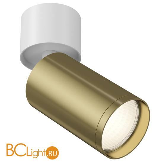 Потолочный точечный светильник Maytoni Foscus S C050CL-1WBS