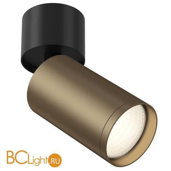 Потолочный точечный светильник Maytoni Foscus S C050CL-1BBZ