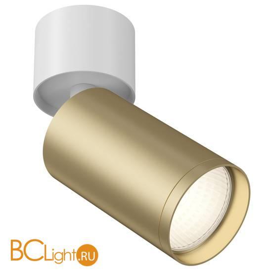 Потолочный точечный светильник Maytoni Foscus S C050CL-1WMG