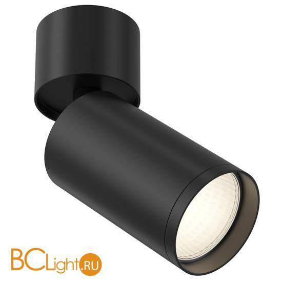 Потолочный точечный светильник Maytoni Foscus S C050CL-1B