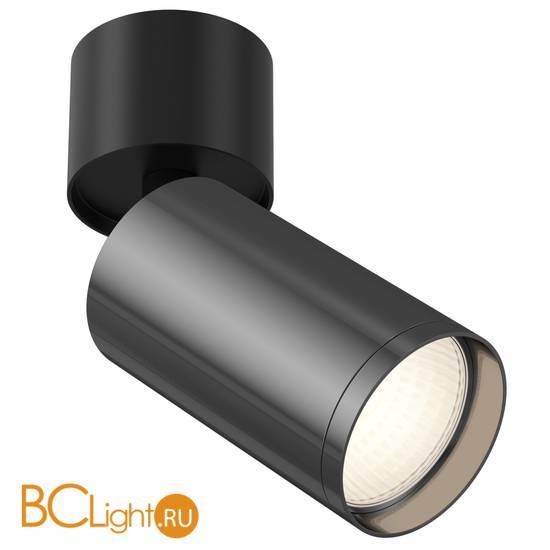 Потолочный точечный светильник Maytoni Foscus S C050CL-1BGF