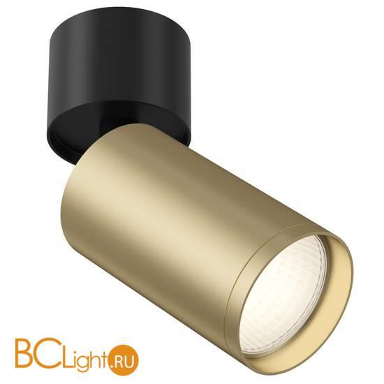 Потолочный точечный светильник Maytoni Foscus S C050CL-1BMG