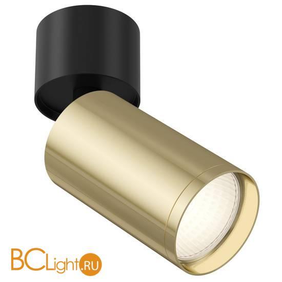 Потолочный точечный светильник Maytoni Foscus S C050CL-1BG