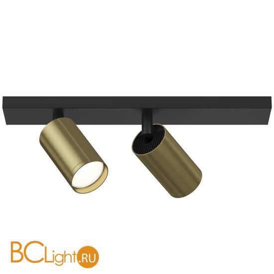 Потолочный точечный светильник Maytoni Foscus S C051CL-02BBS