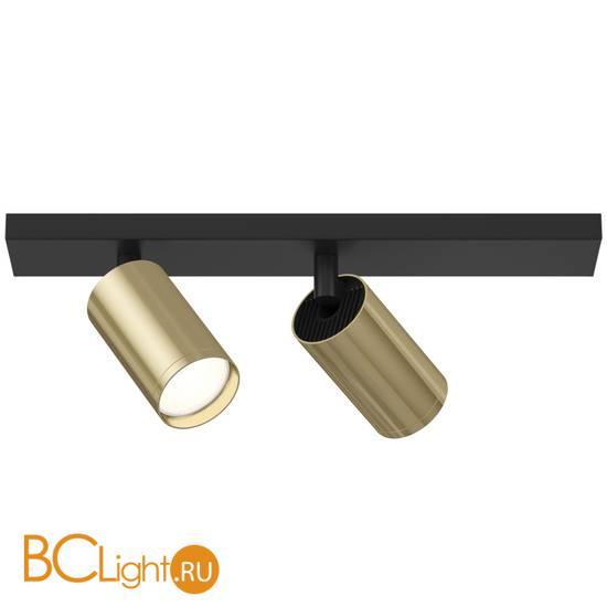 Потолочный точечный светильник Maytoni Foscus S C051CL-02BG
