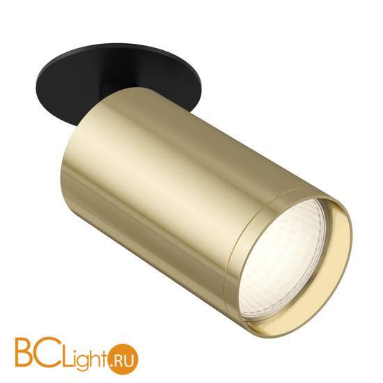 Встраиваемый светильник Maytoni Foscus S C049CL-1BG