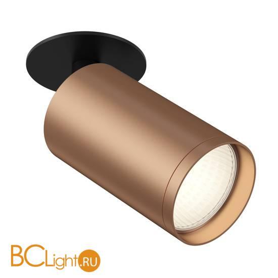 Встраиваемый светильник Maytoni Foscus S C049CL-1BC