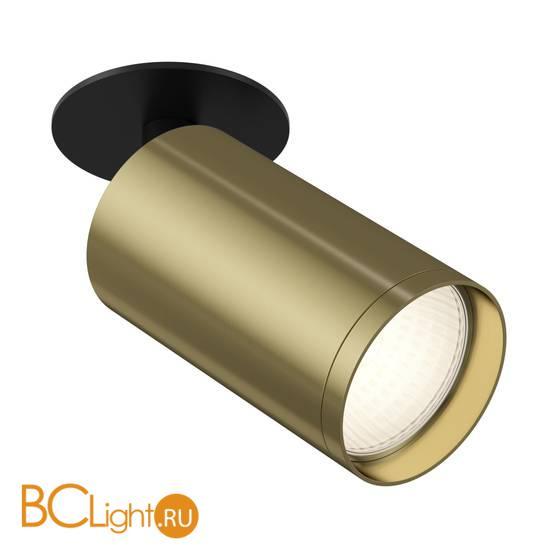 Встраиваемый светильник Maytoni Foscus S C049CL-1BBS