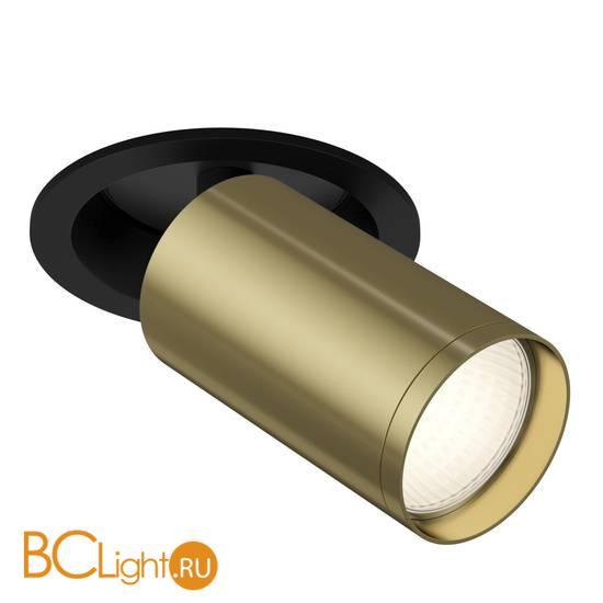 Встраиваемый светильник Maytoni Foscus S C048CL-1BBS