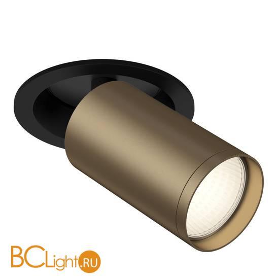 Встраиваемый светильник Maytoni Foscus S C048CL-1BBZ