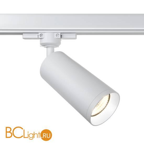 Трековый светильник Maytoni Focus TR028-3-GU10-W