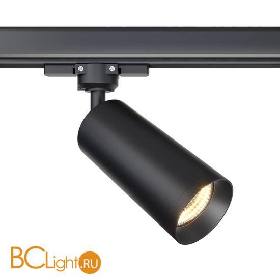 Трековый светильник Maytoni Focus TR028-3-GU10-B